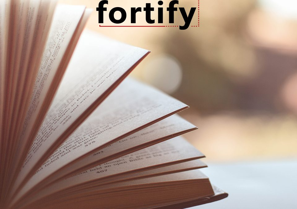 What Our Team At Fortify Consultants Are Listening To And Reading